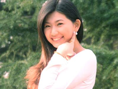 董思阳:22岁的美女董事长