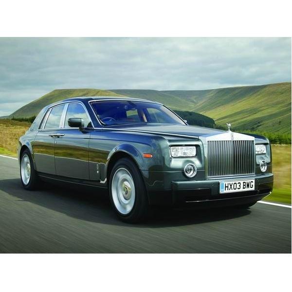 劳斯莱斯 银魅世界上最贵的车