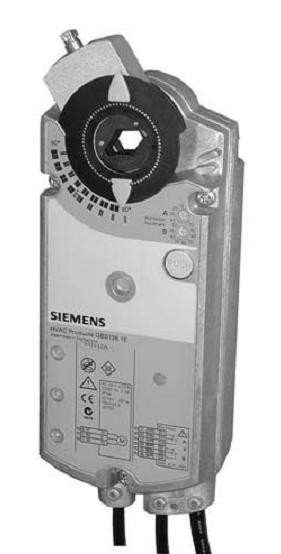 西门子风阀执行器 gbb161.1e 原价: ¥0.00