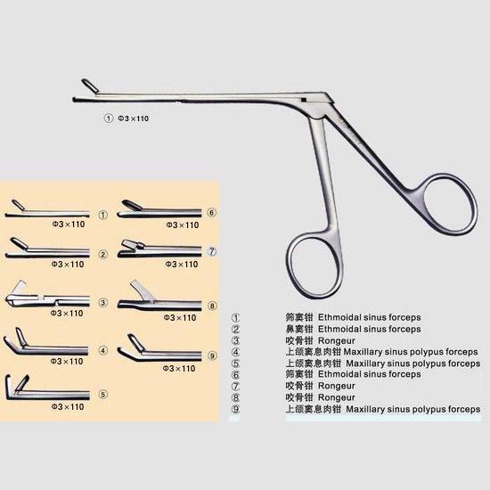 器具 > 手术器械有效期至:2010-12-25关键 词:手术器械息肉钳