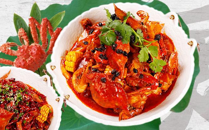 胖帥肉蟹煲:一煲吃盡中華煙火