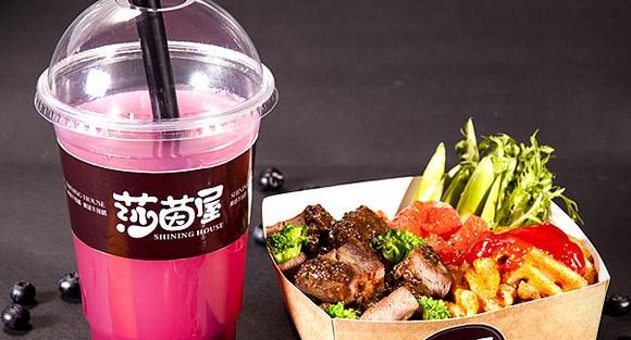 饮品和牛排的邂逅 令食客大呼过瘾!