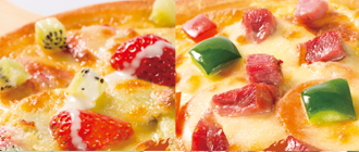 披薩意面系列