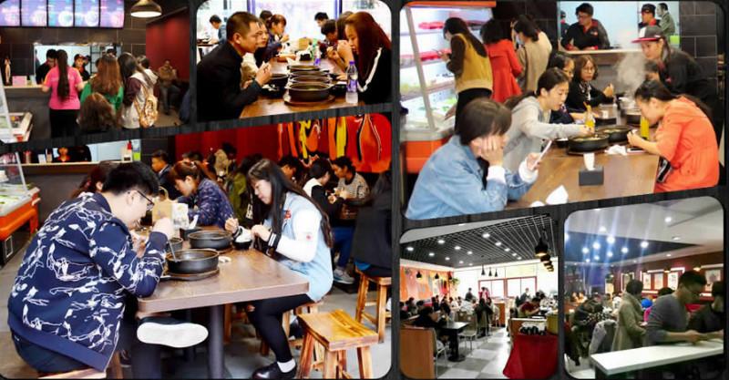 爱椒啵啵鱼快餐加盟市场有前景吗