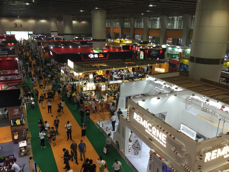 2018第四届北京国际餐饮加盟展览会