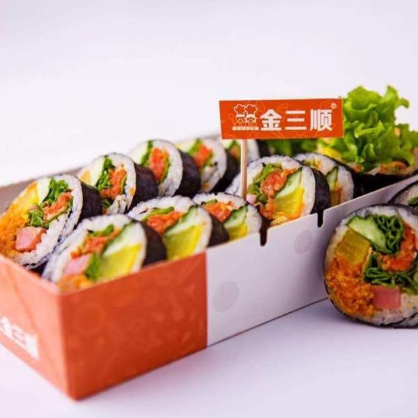 金三顺紫菜包饭