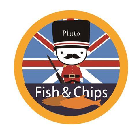 布鲁特炸鱼薯条