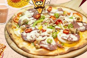 披萨餐厅加盟,比意格是您首选