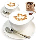 咖啡爱上茶