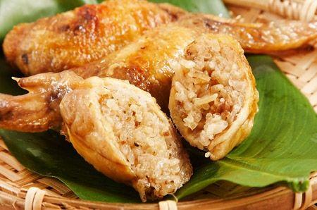 吉任性雞翅包飯 任性雞翅任性吃