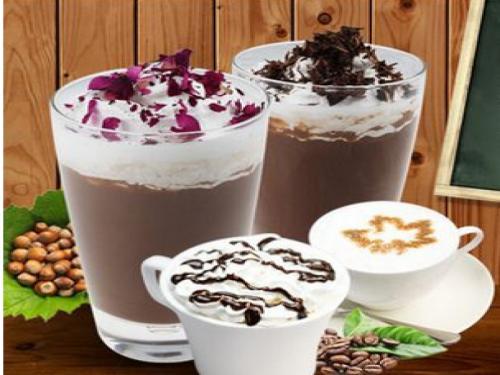 咖啡爱上茶饮品加盟方式简单