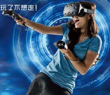 玩美视界VR主题游乐馆选择正确合作项目