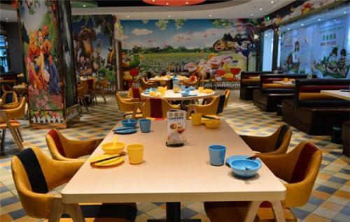 Key優米 兒童的專屬餐廳