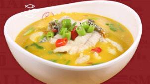 小魚小面酸菜魚米飯