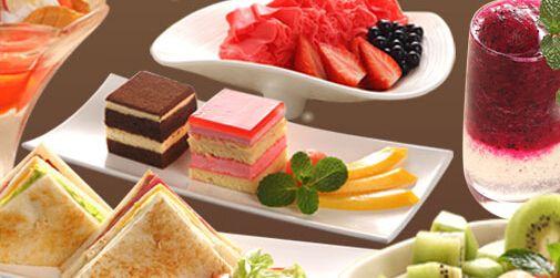 茶语小站 有创意的甜品冰淇淋