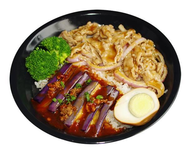 一米番中式快餐