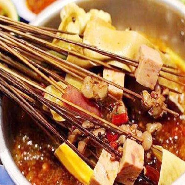 麻辣燙串串香