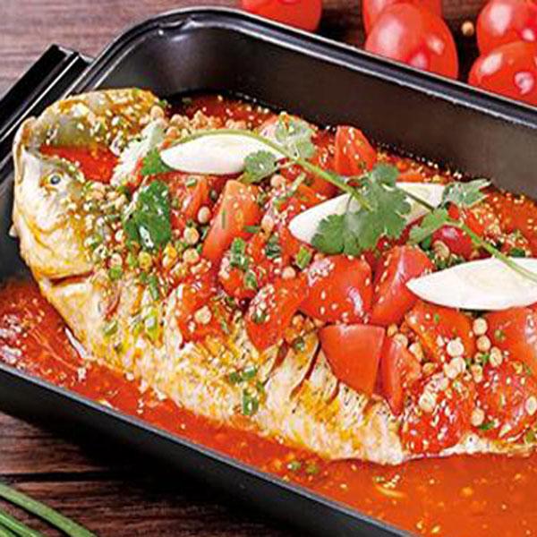 魚真探烤魚飯
